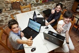 Un ordinateur portable pour chaque collégien de 6ème