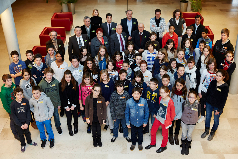 Jeunes élus - mandature 2013-2015